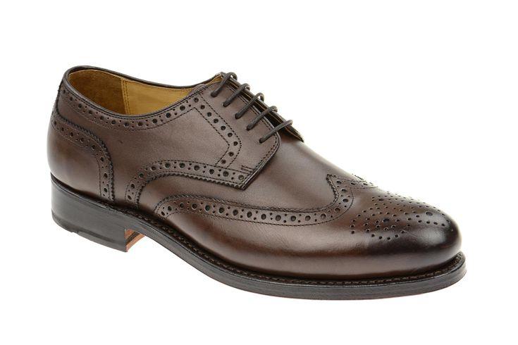 Gordon & Bros. 2318 Schuhe Levet in braun rahmengenäht - Schuhhaus Strauch