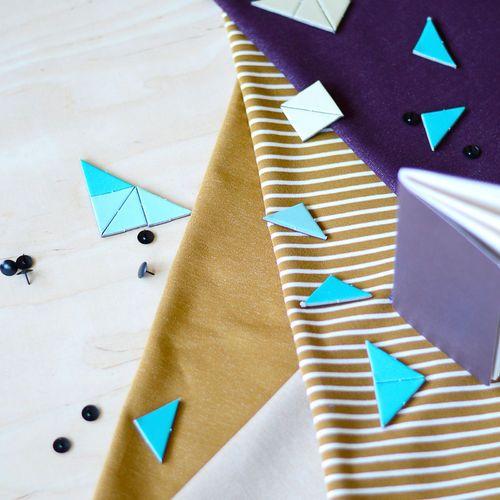 Denim College+, Nutmeg   NOSH Autumn & Winter 2016 Fabric Collection is now available at en.nosh.fi   NOSH syksyn 2016 uutuuskankaat saatavilla verkosta nosh.fi
