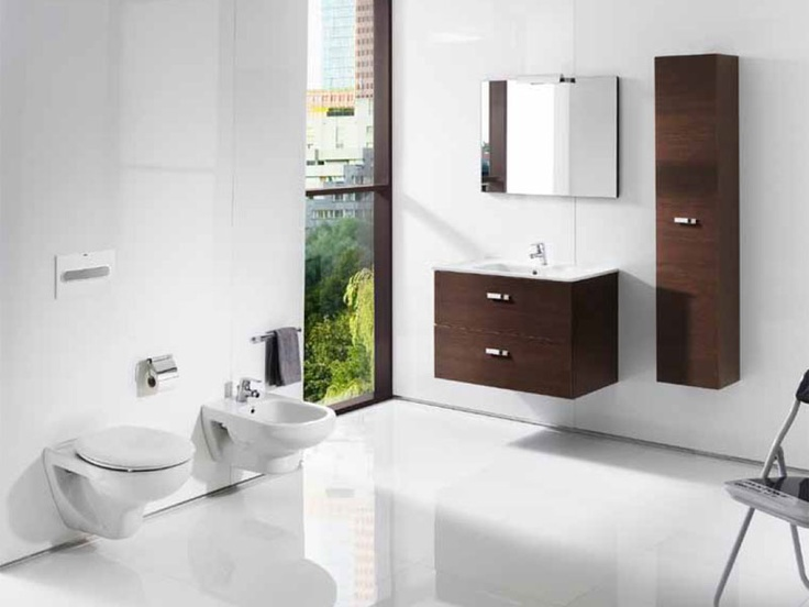 54 best roca images on pinterest laufen bathroom for Laufen sanitarios