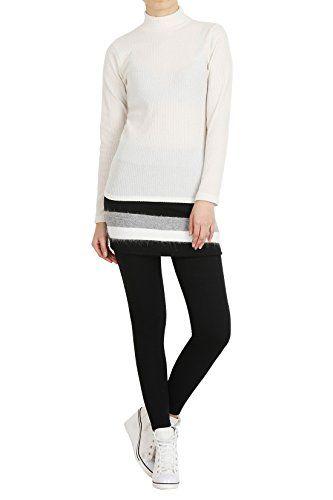 Hipsteration Womens Color Block Skirted Leggings Black, M Hipsteration http://www.amazon.com/dp/B01AXHE3LG/ref=cm_sw_r_pi_dp_u4BOwb1NCXQ0M