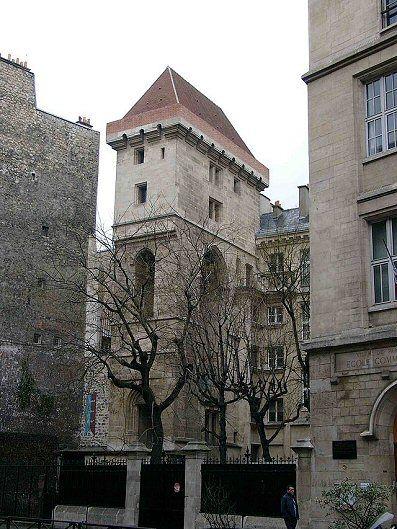 rue Etienne-Marcel - Paris 2e - La Tour Jean-sans-Peur