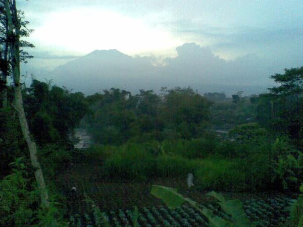 #lembah #sungai #sumbing