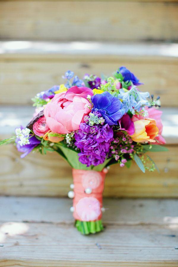 Le 25 migliori idee per un matrimonio dai colori vivaci sull'estate Pinterest-1344