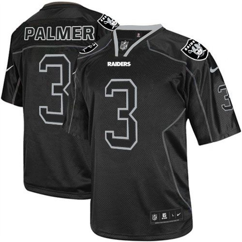 shop the official Raiders store for a Men's Nike Oakland Raiders #3 Carson Palmer Elite Black Jersey in the latest styles available online and in stores. Size: S,M 40,L 44,XL 48,XXL 52,XXXL 56,XXXXL 60.Totally free shipping and returns.  $129.99