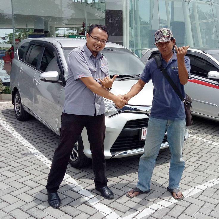 Terima kasih atas kepercayaan Keluarga Bapak Sualib yang telah melakukan pembelian 1 unit Toyota Calya melalui ToyotaSemarang.com Semoga berkah untuk keluarga…...