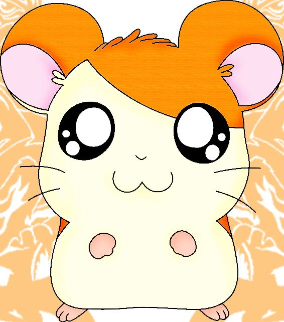 Hamtaro! - I watched this as a kid..... so this is what sparked my Japanese obsession!