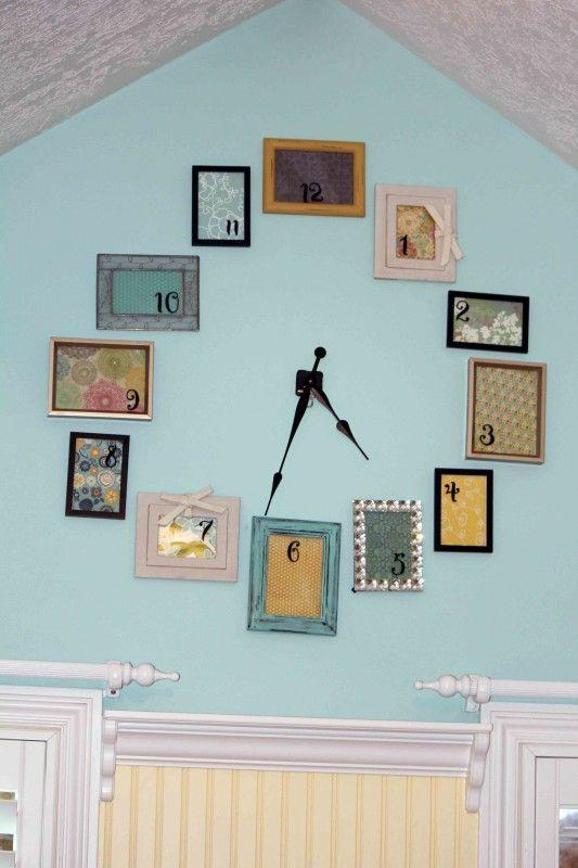 Clocks anniversary - year 1