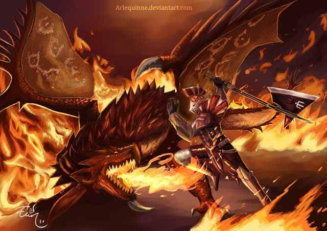 Monster hunter 3 Ultimate by ElinTan.deviantart.com on @DeviantArt