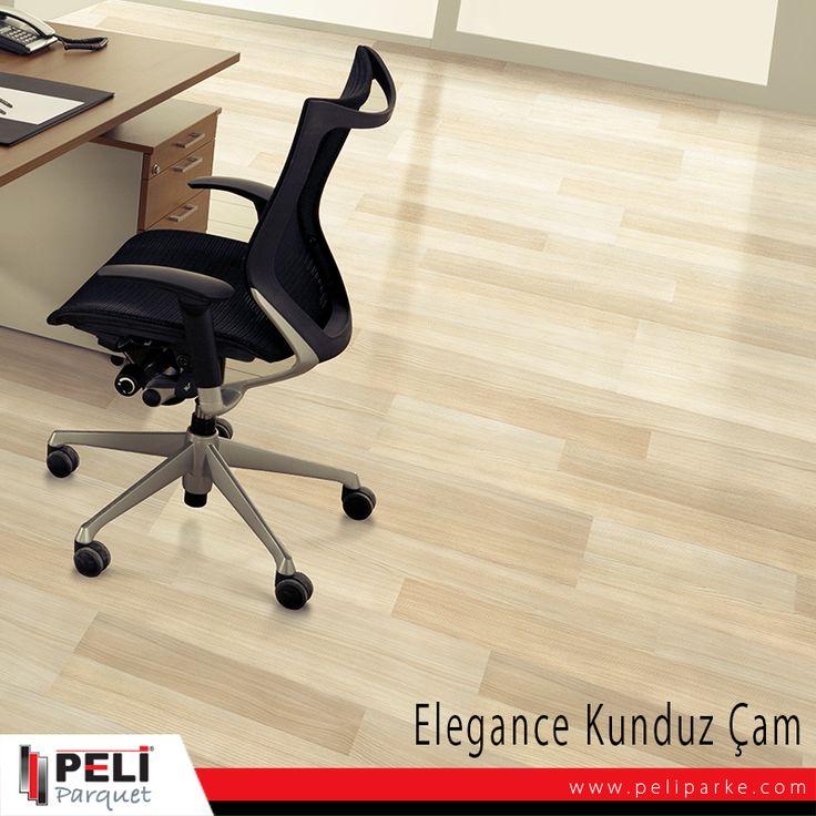 Ofisler şimdi daha şık! Peli Parquet Elegance ile ofis modası'nda bir adım önde olun!