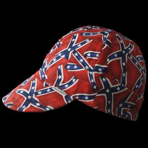 Stars & Bars Welding Hat