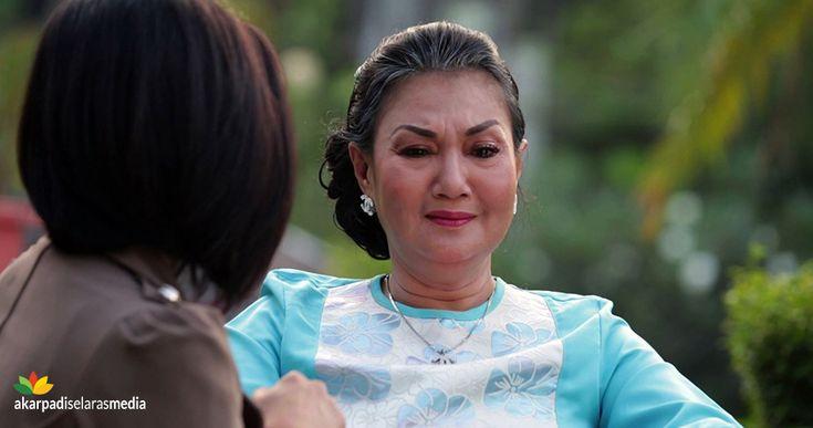 Ida Zein pemeran tokoh Bu Gendon / Pertiwi