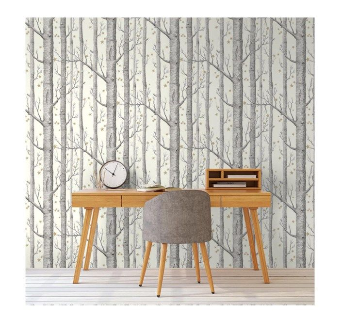 Cole And Son Whimsical Woods And Stars Cole Son Wood Interior