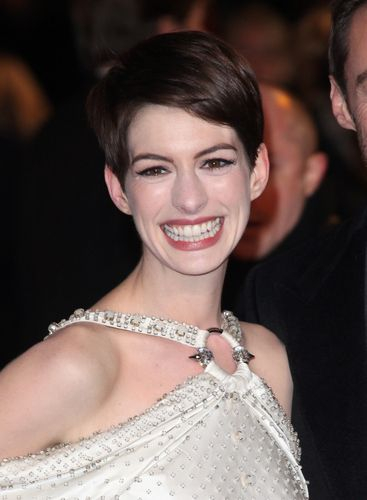 Today Show Golden Globes: Anne Hathaway, Jennifer Lawrence & Argo Win