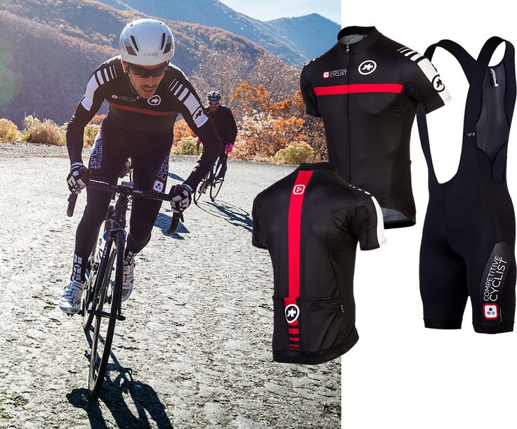 Assos Competitive Cyclist Cycling Kit