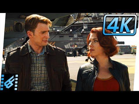 Steve Rogers Meets Natasha Romanoff & Bruce Banner | The Avengers (2012) | Movie Clip 4K - YouTube