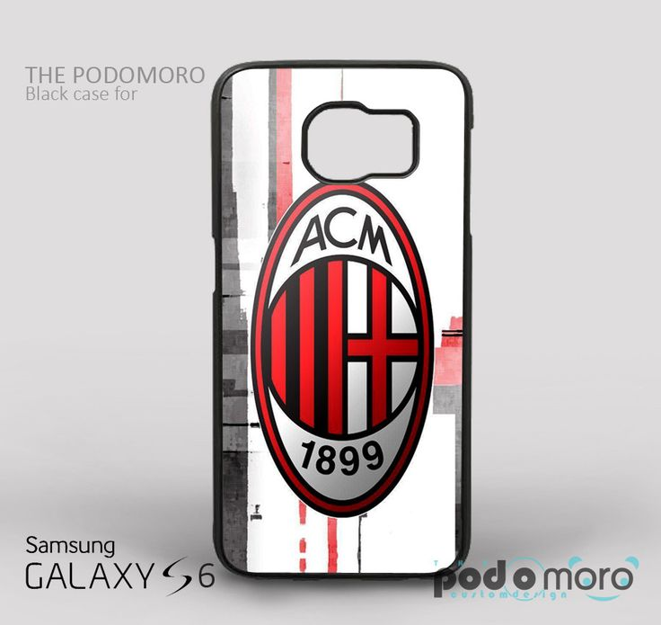 Best Ac Milan Club for iPhone 4/4S, iPhone 5/5S, iPhone 5c, iPhone 6, iPhone 6 Plus, iPod 4, iPod 5, Samsung Galaxy S3, Galaxy S4, Galaxy S5, Galaxy S6, Samsung Galaxy Note 3, Galaxy Note 4, Phone Case