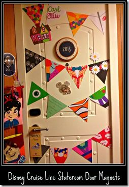 So Much More than a Stateroom Door - Travel With The Magic | Travel Agent | Disney Vacation Amy@TravelWithTheMagic.com