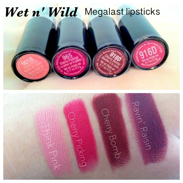 52 best images about Wet and wild lipstick on Pinterest   Lip ...