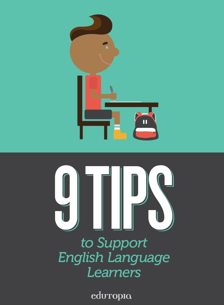 If you are teaching English Language Learners, here are some tips and strategies that you can practice in the classroom to create a safe environment and support the students throughout their learning process.