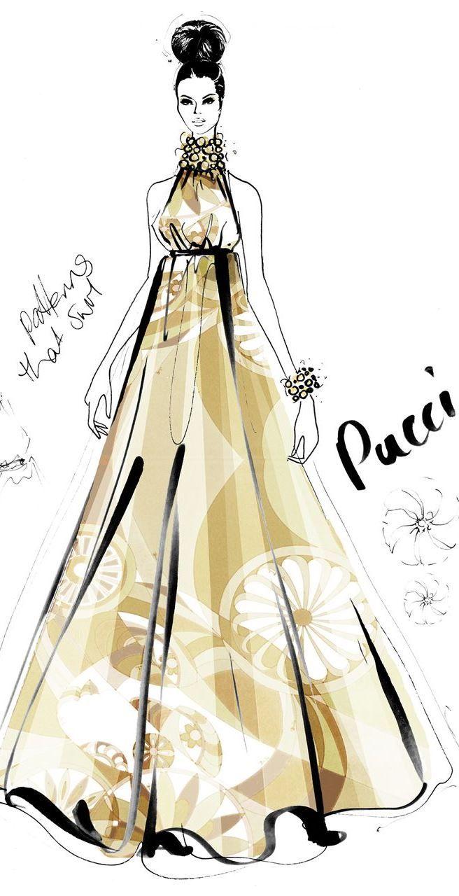#Illustrations #fashion @N117DG