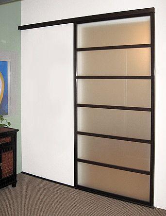 52 best open plan bedrooms bathrooms images on pinterest for Sliding glass doors in plan