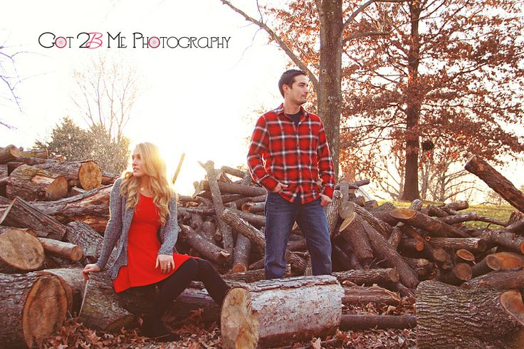 Stunning couple | Plaid PERFECTION