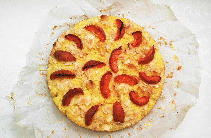Sárgabarackos mandulás rizskoch / Rice pudding with apricot and sliced almond  http://sutilany.cafeblog.hu/2015/08/26/sargabarackos-rizskoch/