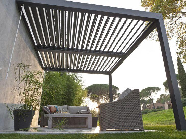 couverture de terrasse murale rectangulaire tieral leroy. Black Bedroom Furniture Sets. Home Design Ideas