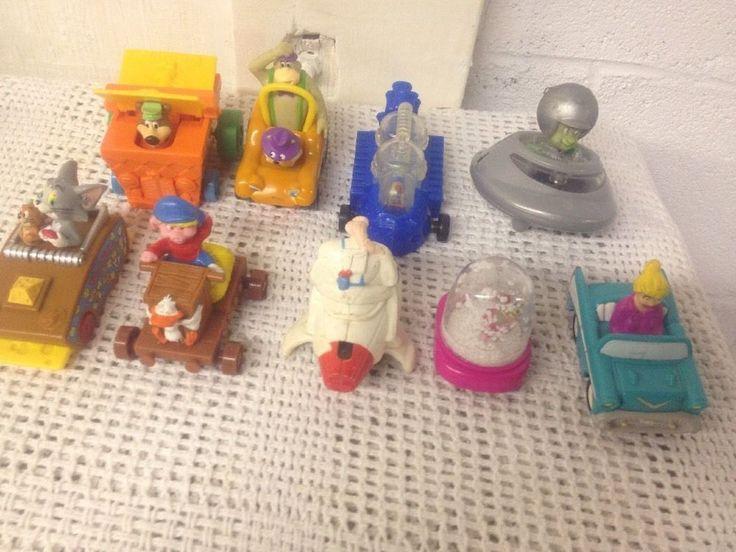 Lot Toys Cars Tom Jerry Archie's Betty Yogi Bear Earthworm Jim Alien Dexter  | eBay