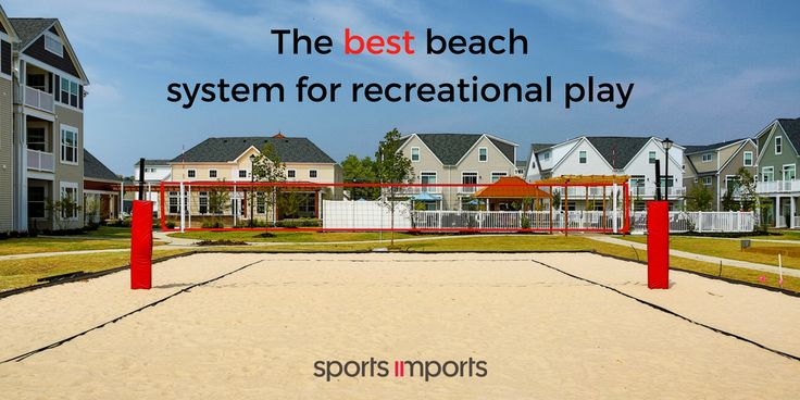 We are your most trusted source for the best beach volleyball equipment. #beachvolleyball