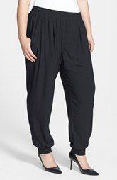 Bobeau Track Pants (Plus Size)