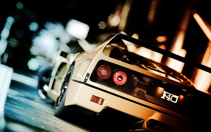Download The Latest Ferrari F40 Wallpapers & Pictures From Wallpapers111.com.
