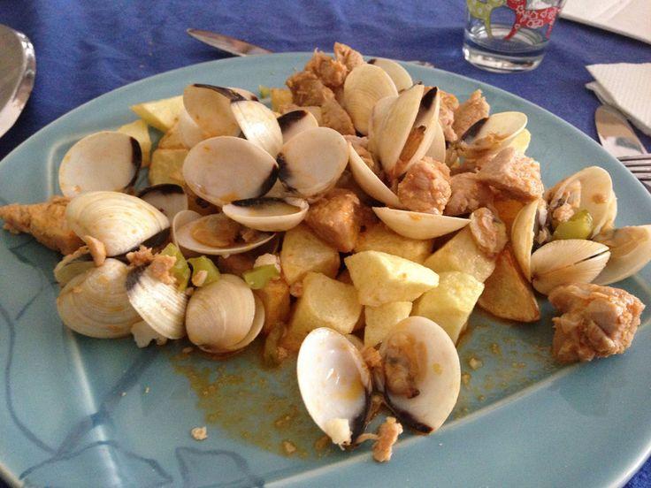 Bimby: Carne de Porco à Alentejana