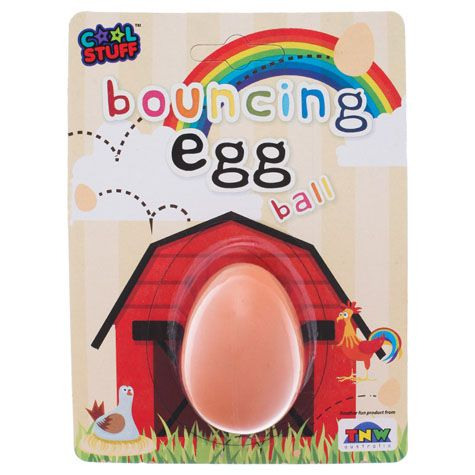 Buy It Now Bouncing Egg Toy from City Beach Australia