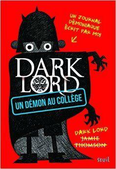 Dark ord : un démon au collège - Jamie Thomson - seuil - 13€50