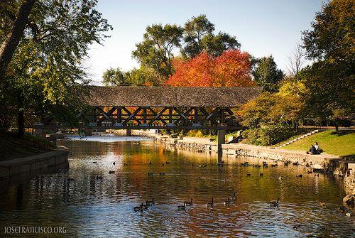 River Walk, Naperville