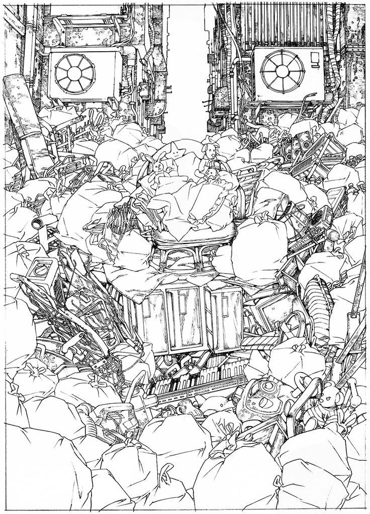 Tokyo Godfathers by Satoshi Kon                                                                                                                                                                                 Más