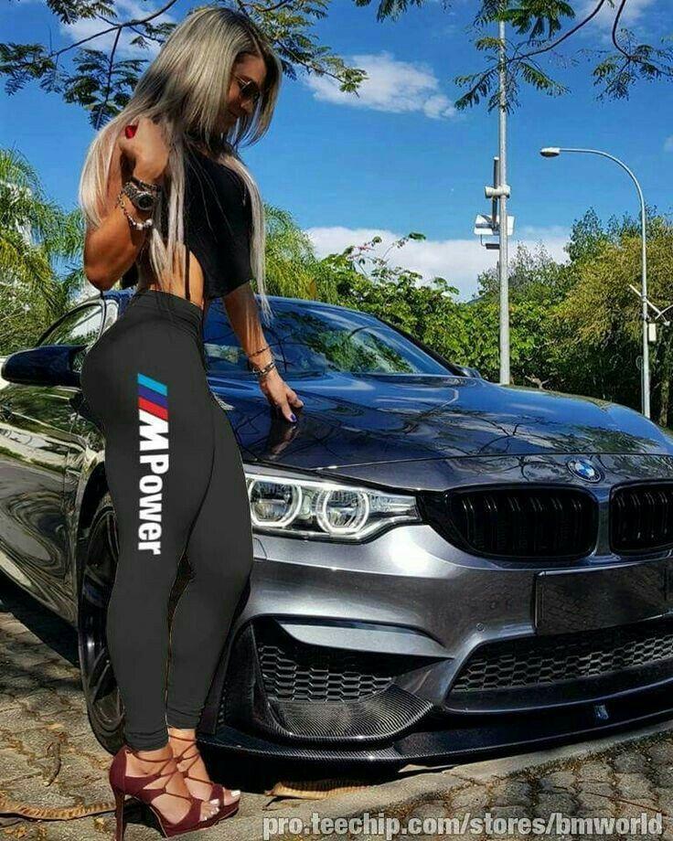 Bmw Girl, Car Girls, Beautiful Cars