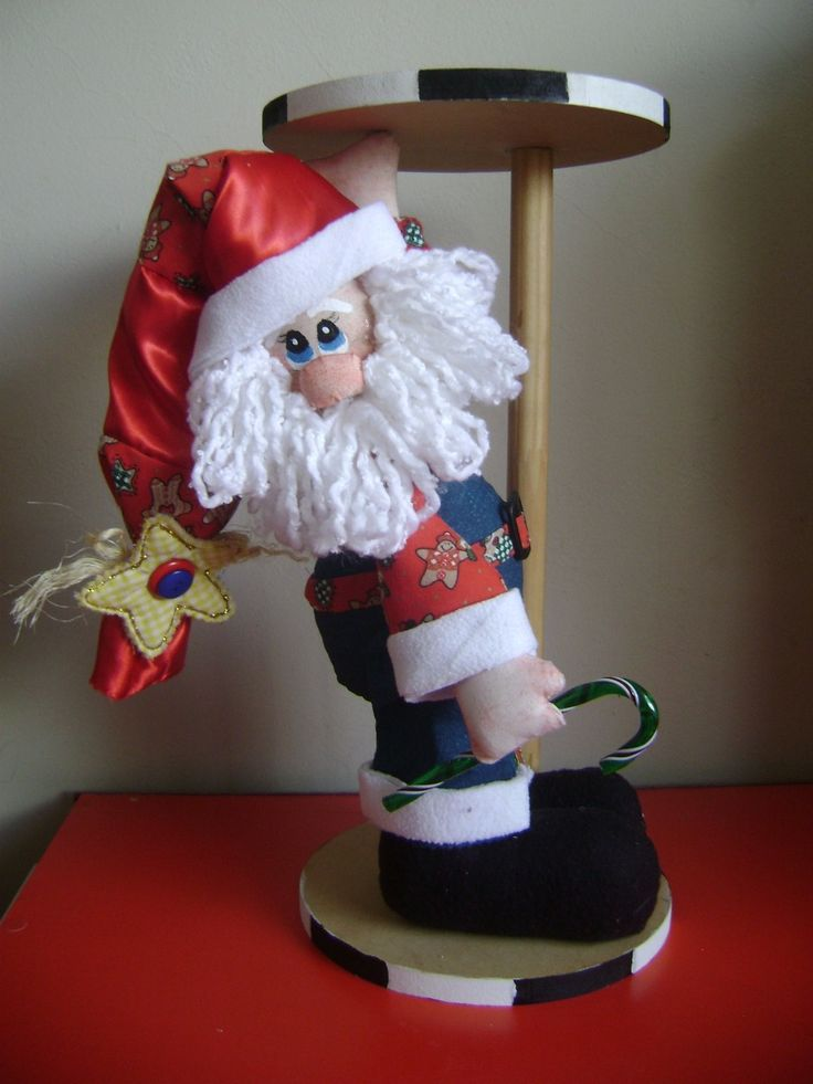 lindos muñecos navideños