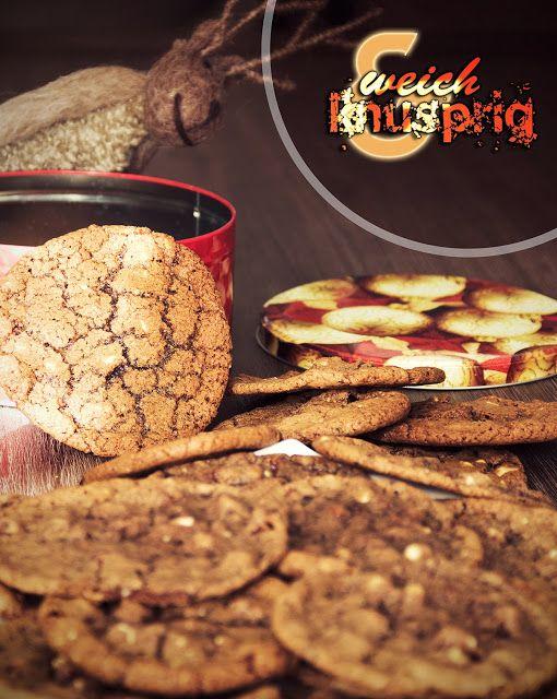 Küchenheldinnen: Cashew-Chocolate-Cookies