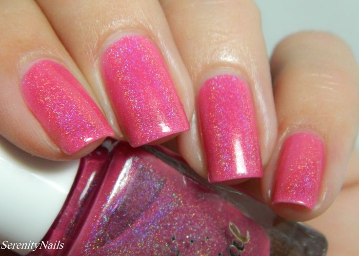 Candy Boat swatched by @serenitynai