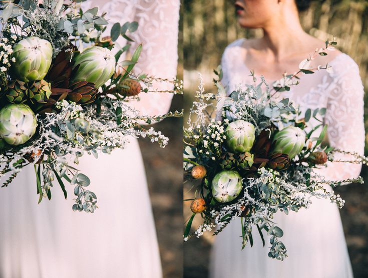 Wedding bouquet by San-Marie from creativenook.co.za