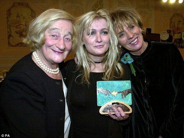 Liz Smith, Caroline Aherne, Sue Johnston. The women of The Royle Family.