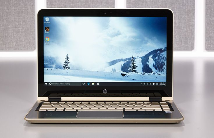 The HP Pavilion x360 is a solid performer with strong speakers, but it has a dim display and too much preloaded junk.