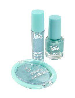 3 Piece Shimmer Makeup Set