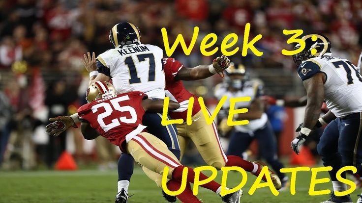 [NFL 2017] NFL Highlights - San Francisco 49ers vs. Los Angeles Rams