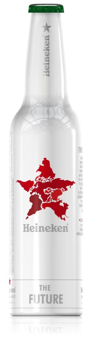 Concepto ganador para el 140th Anniversary Heineken® bottle. Rodolfo Kusulas de Monterrey, Mexico. Felicidades!! :D