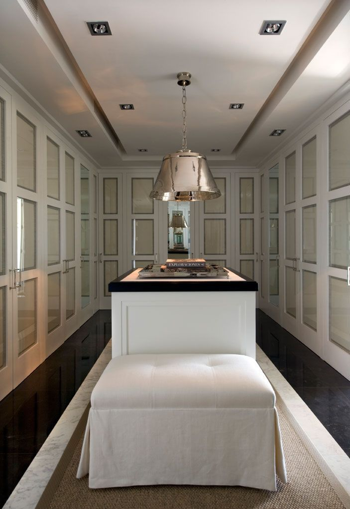 Storage and closets designs furniture and decorating for Dressing room lighting ideas