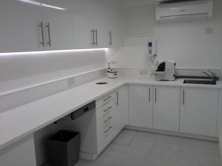 The Laboratory at K Dental Studios (116 Great Portland Street) www.kdentalstudios.co.uk