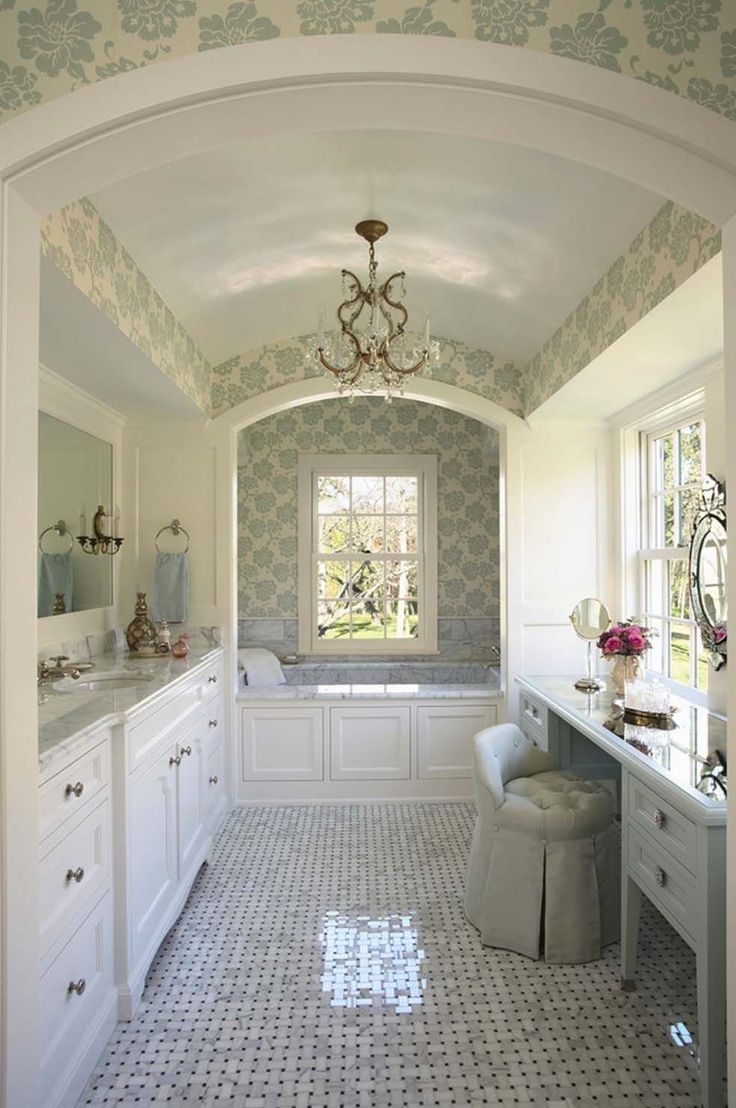 Traditional white bathroom ideas - 53 Most Fabulous Traditional Style Bathroom Designs Ever